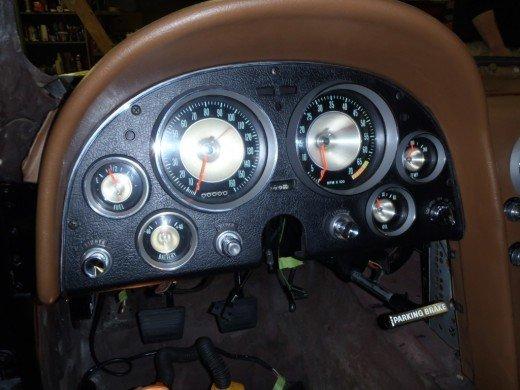 1963 Corvette Electronic Components