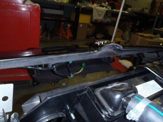 1963 corvette interior installation rh jonesys com 1979 Corvette Wiring Harness 1978 Corvette Wiring Harness