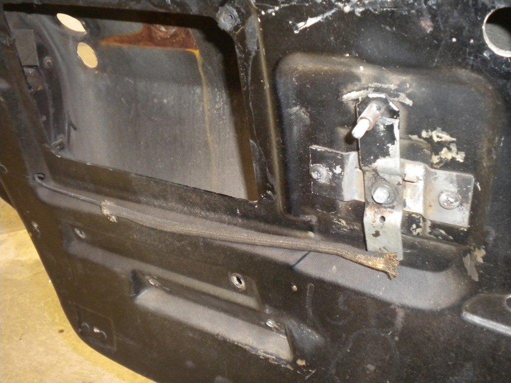 1963 Corvette Split Window Coupe Interior Removal