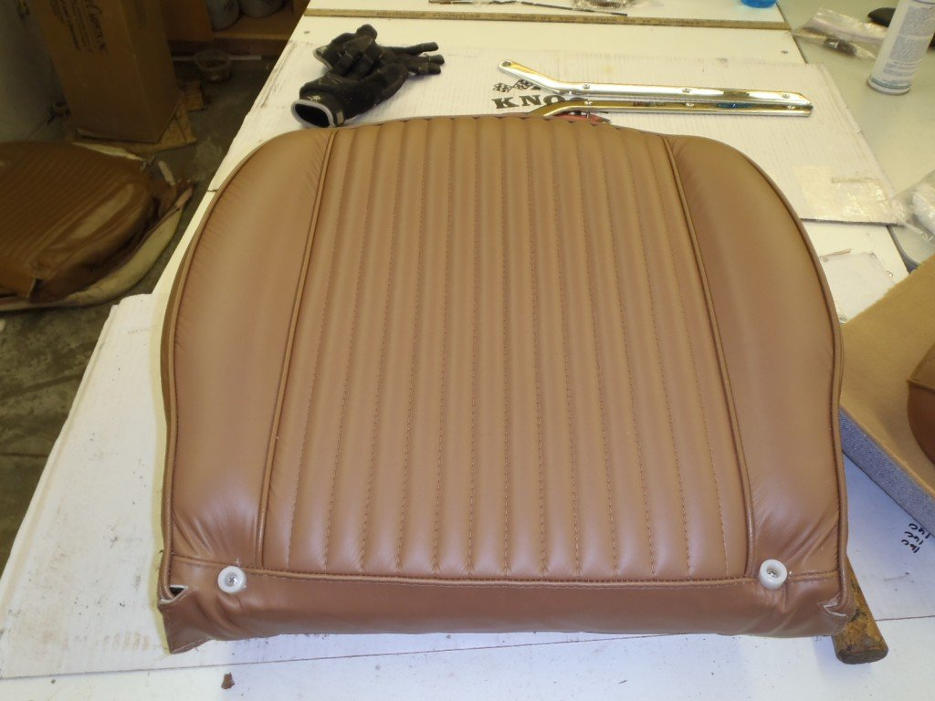 1963 Corvette Brakes, Seats, and Assembly Marks
