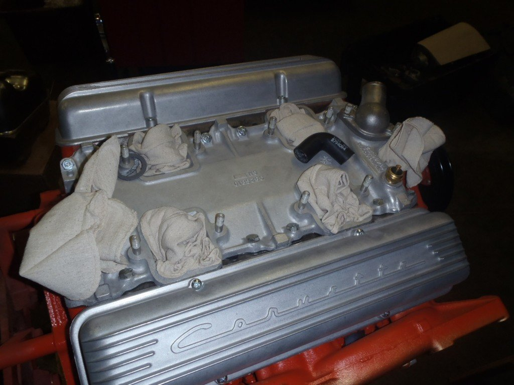 1963 Corvette Engine, Transmission, and Differential