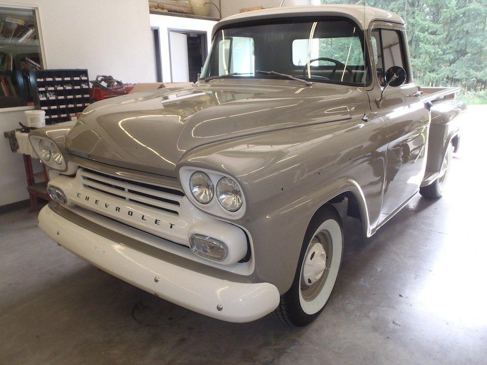 59 Chevrolet Truck