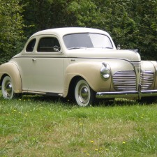 1941 Plymouth Right side