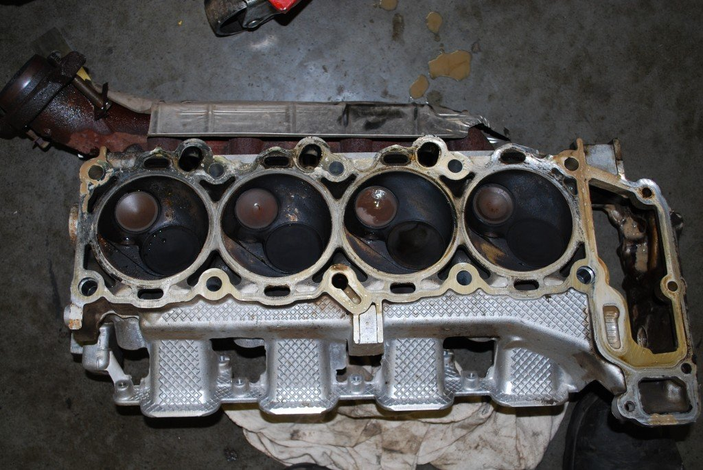 Bad Cylinder Head : Dodge l blown head gasket jonesy s